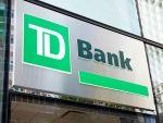 TD Bank Sign Manhattan