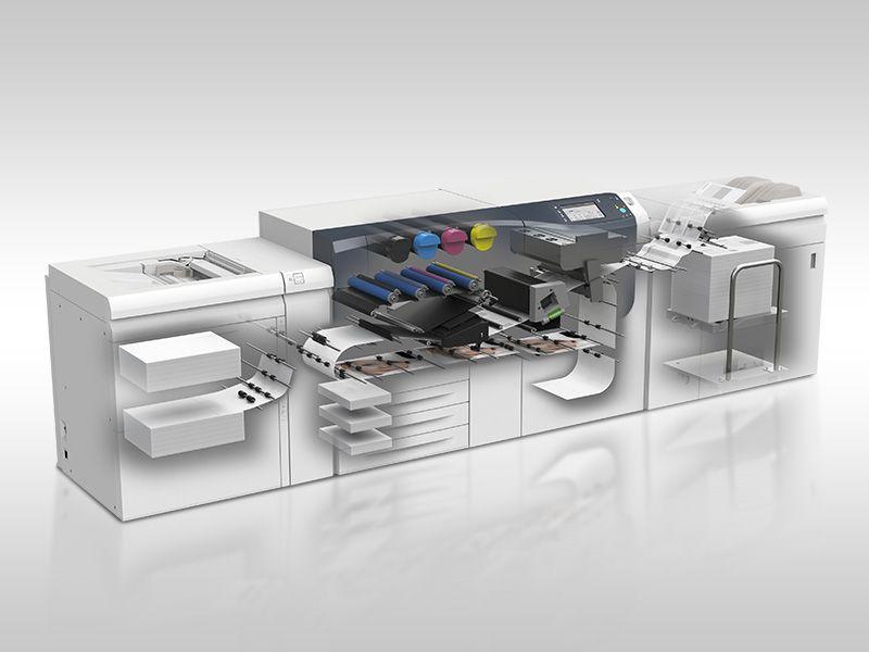 Digitalna stampa na tabak