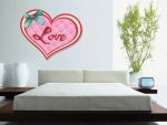Valentine's Day Wall Stickers