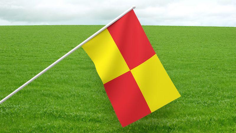 Korner zastave