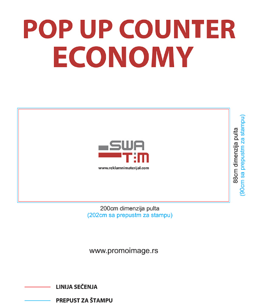 OP UP COUNTER, PROMO COUNTER, POP UP COUNTERI, PULT ZA PROMOCIJE, COUNTER ZA PROMOCIJE, POP UP COUNTER MODEL A,B,C, PROMOCIJKI PULT, COUNTER PULT, RASKLOPIVI PULT.