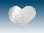 Puzzle u obliku srca