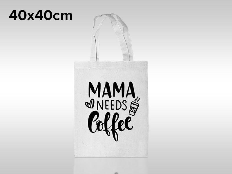 Reklamni cegrer/torba: 40x40cm