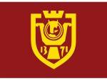 Zastava Krusevca 150x100cm  - SATEN.cdr