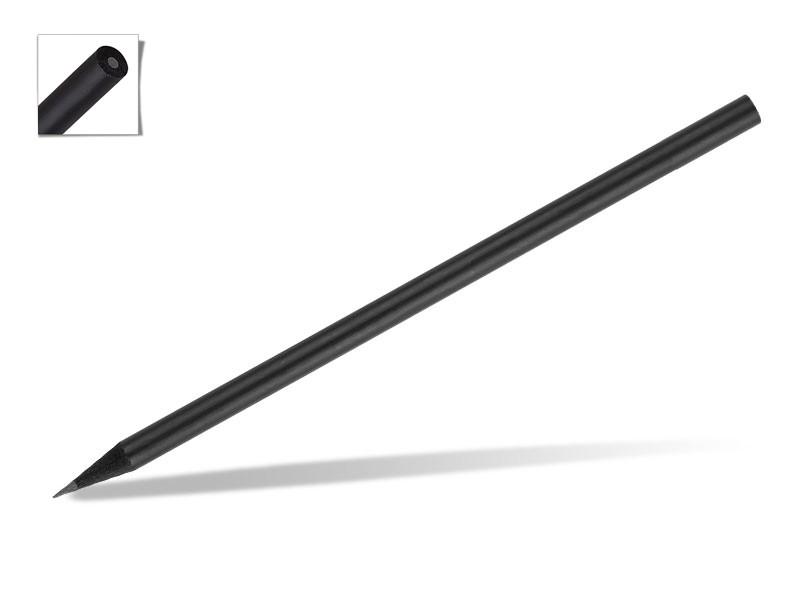 reklamni materijal-drvene olovke-BLACKY-boja crna
