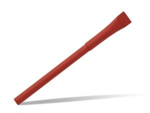reklamni materijal-plasticne olovke-PAPIRUS-boja crvena