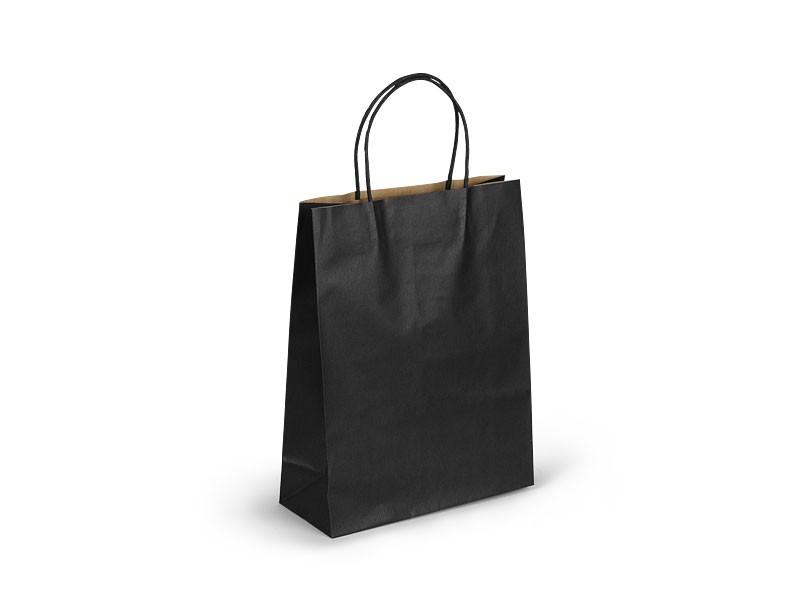 reklamni materijal-kese-LOLA MIDI-boja crna