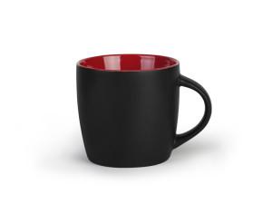 BLACK BERRY keramicka solja 10 Oz crvena