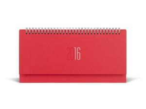 reklamni-materijal-swa-tim-LISABON planer 29.5x15 cm crveni