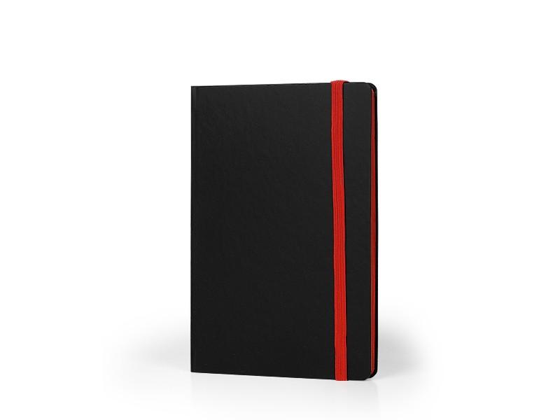 reklamni materijal-notesi-CODE BLACK-boja crvena