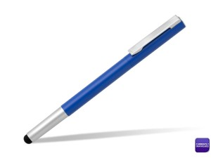 CLIO, metalna touch hemijska olovka, plava