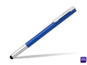 reklamni-materijal-swa-tim-CLIO, metalna touch hemijska olovka, plava
