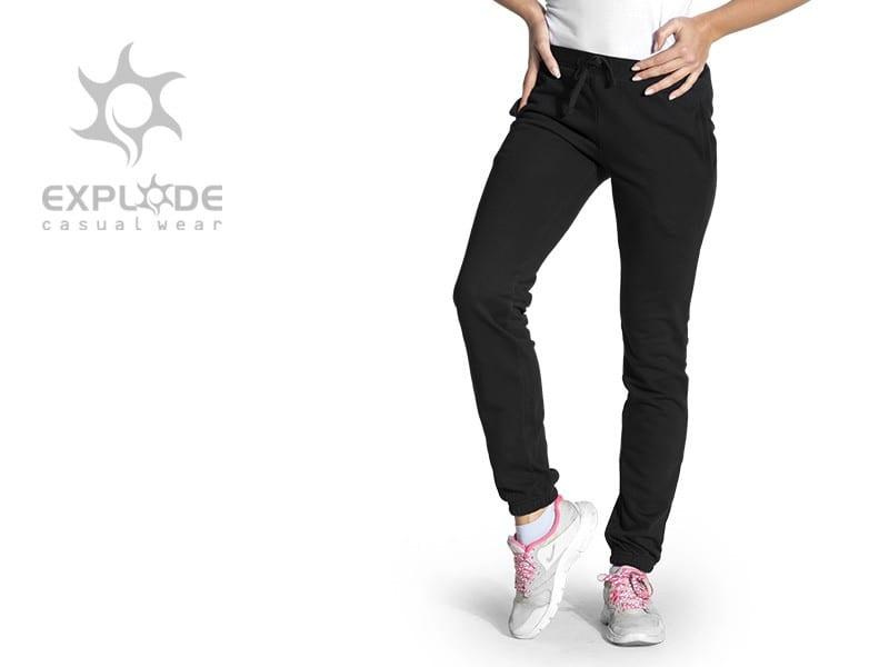 reklamni materijal-sportska oprema-SPIRIT WOMEN-boja crna