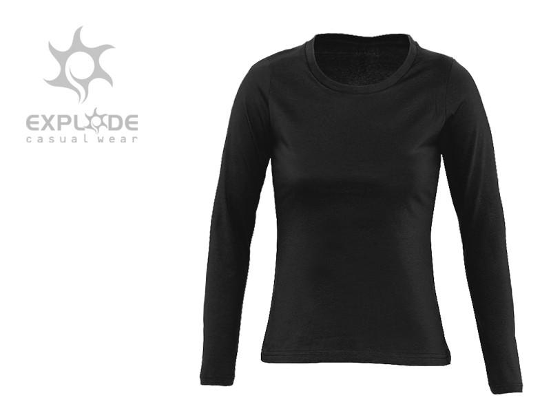 promoimage-reklamni materijal-zenske majice-MISS-boja crna