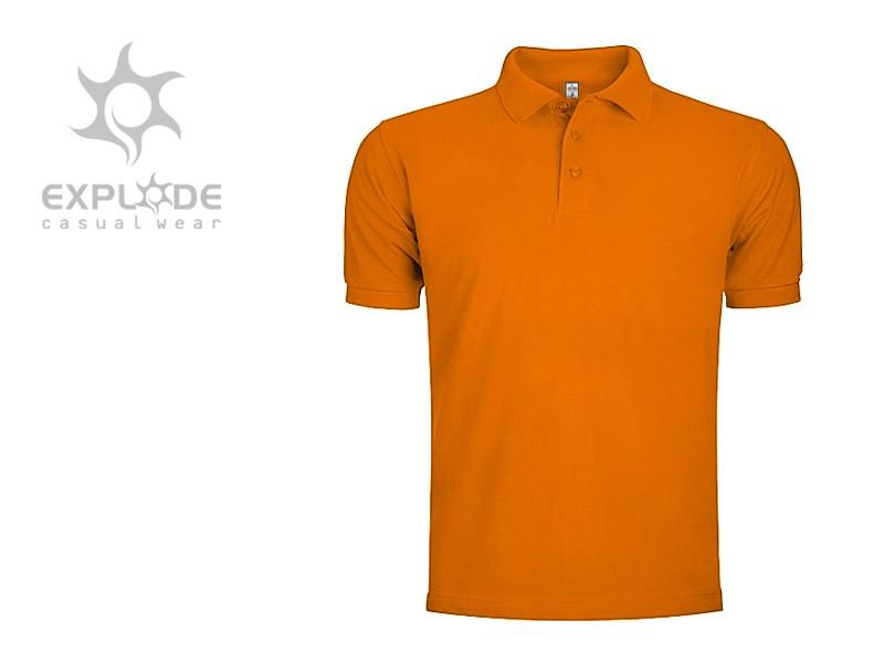 reklamni materijal-polo majice-AZZURRO II-boja oranz
