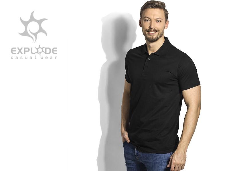 reklamni materijal-polo majice-UNO-boja crna