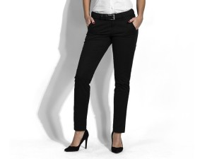 reklamni-materijal-swa-tim-pantalone-CHINO WOMEN-crna