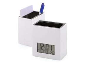 reklamni-materijal-swa-tim-reklamne-kutije za olovke-boja-bela-sa satom-GAMP