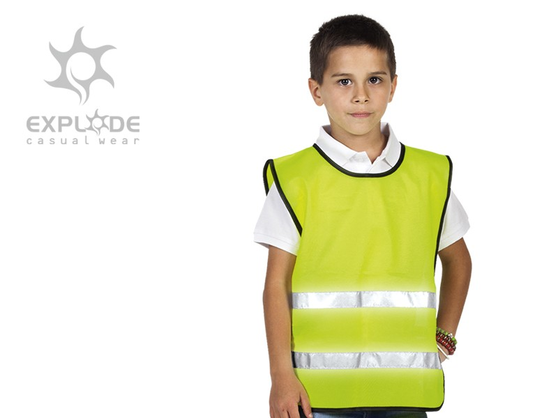 reklamni materijal - auto oprema - GLOW KID - boja neon zuta
