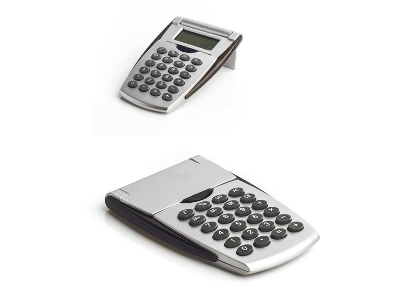 reklamni materijal-kalkulatori-ABACUS-boja srebrna