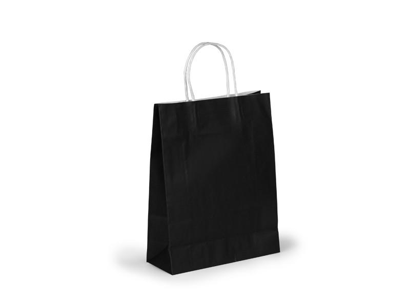 reklamni materijal-kese-LEXA-boja crna
