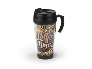 reklamni materijal - kuhinjski setovi - LAVA CLEAR - boja crna