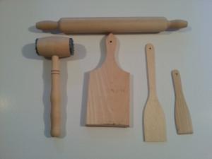 reklamni materijal - kuhinjski setovi - kuhinjski set od drveta