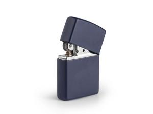 reklamni materijal-metalni upaljaci-ZIPPO 239-boja plava