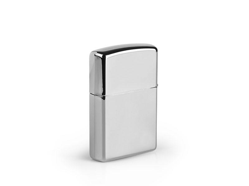 reklamni materijal-metalni upaljaci-ZIPPO 250-boja sjajni-metal