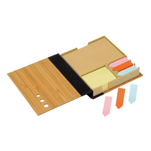 reklamni materijal-papirni stikeri-kancelarijski materijal-BAMBOO NOTE