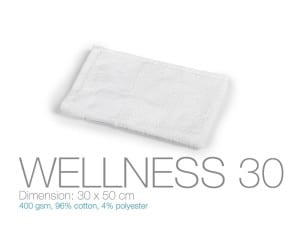 reklamni materijal-peskiri-WELLNESS 30-boja bela