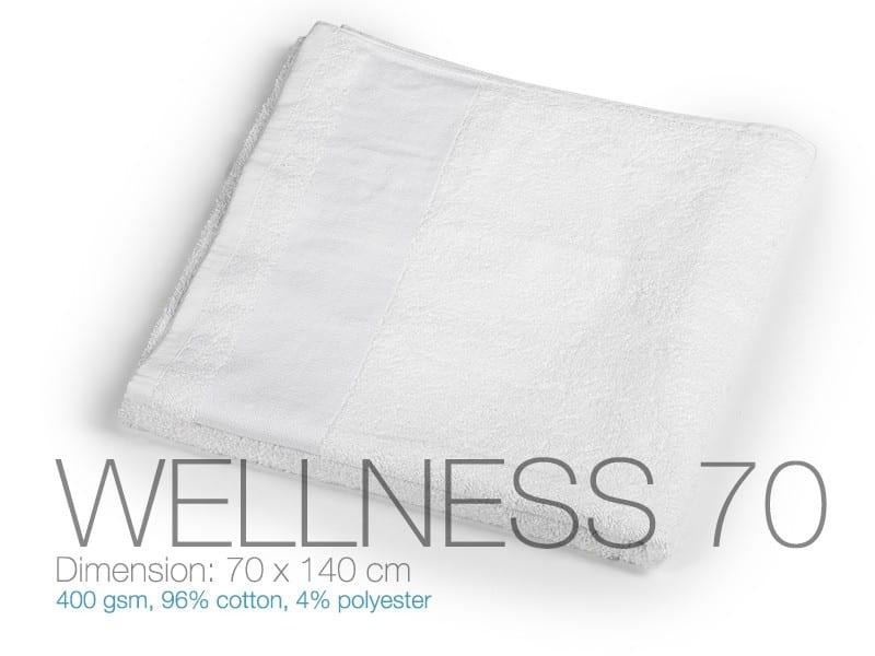 reklamni materijal-peskiri-WELLNESS 70-boja bela