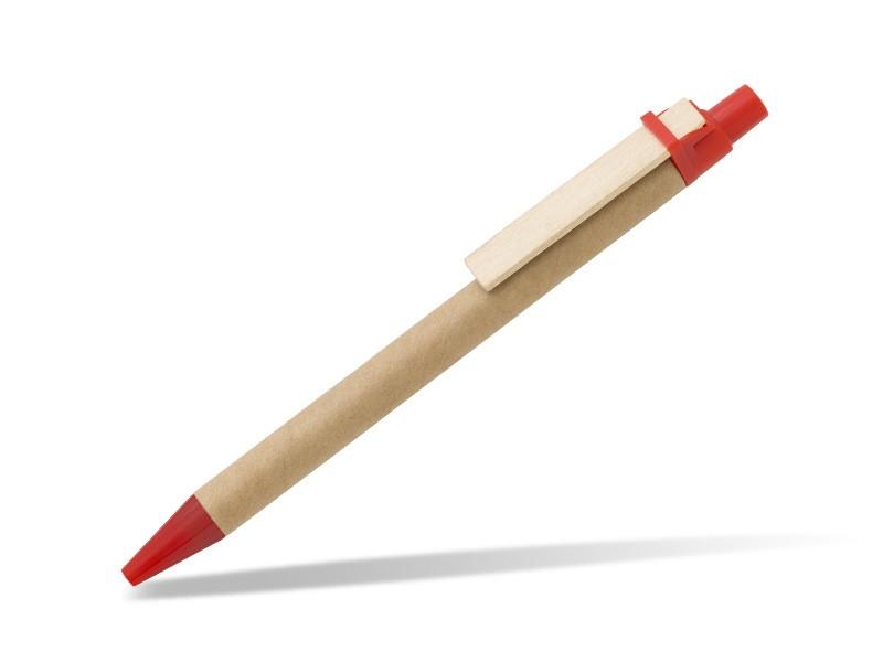 reklamni materijal-plasticne olovke-TERRA-boja crvena