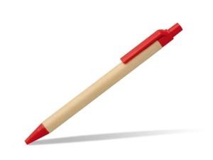 reklamni materijal-plasticne olovke-VITA-boja crvena