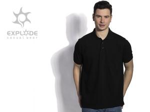 reklamni materijal-polo majice-CARBON-boja crna