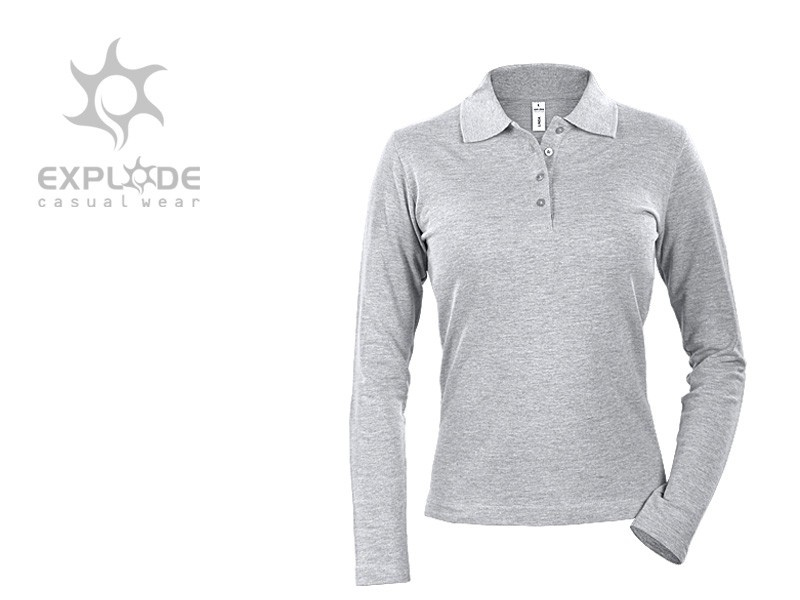 reklamni-materijal-polo-majice-LINDA-boja-pepeljasta