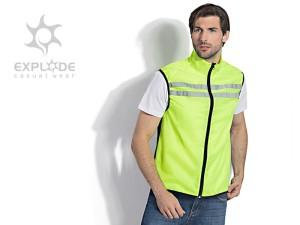 reklamni materijal-radna oprema-BLOCKER-boja neon-zuta