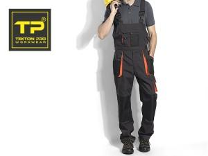 reklamni materijal-radna oprema-HAMMER BIB PANTS-boja tamno-siva