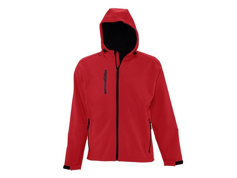 reklamni materijal-radna oprema-PROTECT MEN-boja crvena