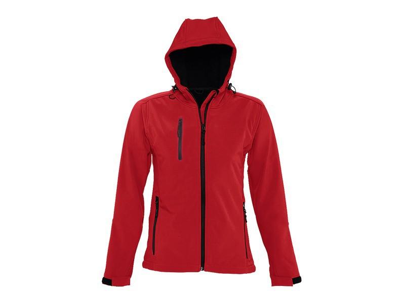 reklamni materijal-radna oprema-PROTECT WOMEN-boja crvenaa