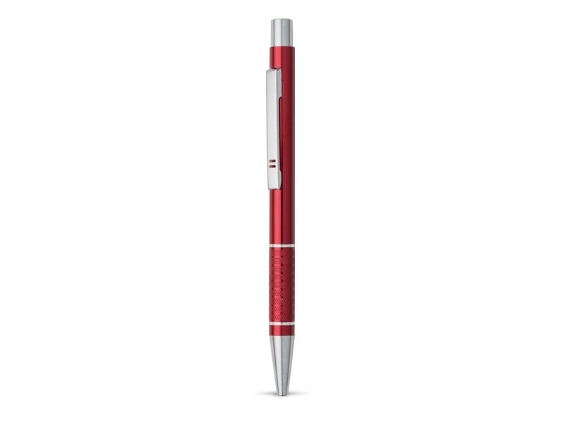 reklamni materijal-reklamne metalne olovke-TOMMY-boja crvena