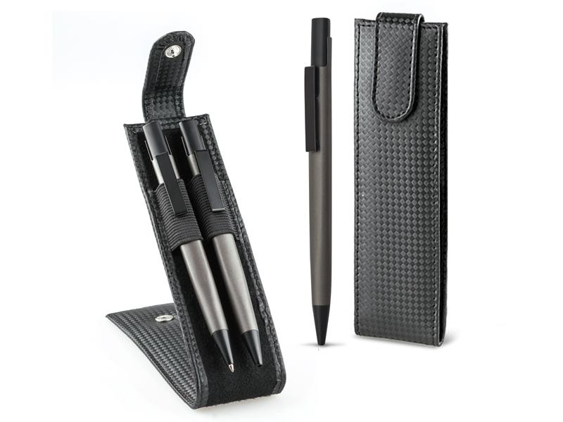 reklamni materijal-setovi olovke-VOX-boja tamno-siva