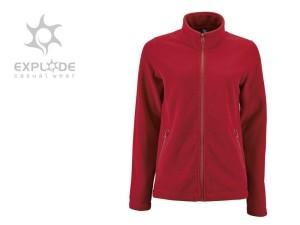 reklamni materijal-sportska oprema-GLECHER LADY-boja crvena