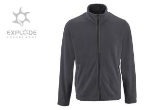 reklamni materijal-sportska oprema-GLECHER-boja tamno-siva