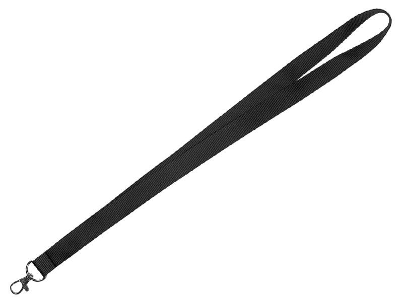 reklamni materijal-trakice i elementi-LANY 20-boja crna