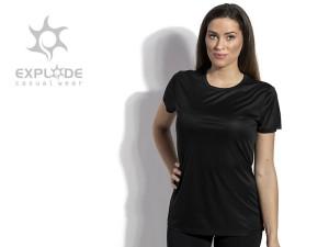 reklamni materijal-zenske majice-TEE LADY-boja crna