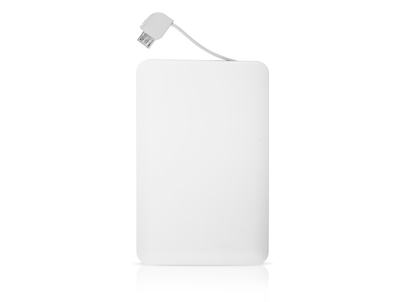 reklamni-power bank-POWER CARD-boja bela