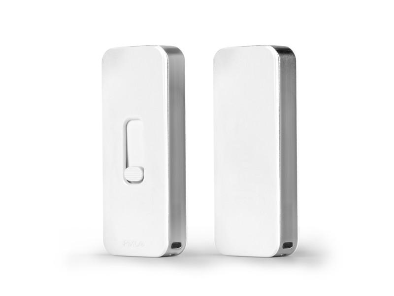 reklamni materijal - USB Flash memorija - IMEMORY - boja bela