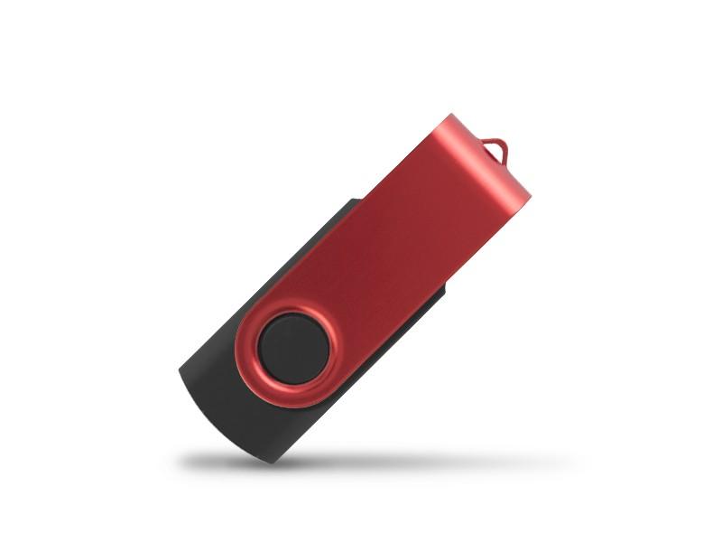 reklamni materijal - USB Flash memorija - SMART RED - boja crna