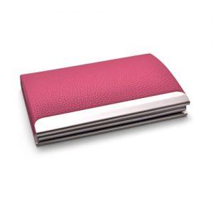 reklamni materijal-card holder-LAGUNA-boja ciklama